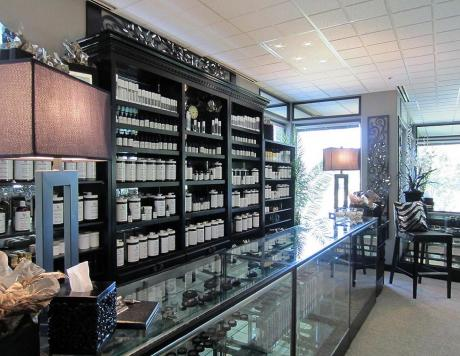 Karamar Skincare, custom blend, unlimited options for each client\'s skincare needs for their home-use products