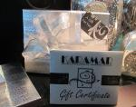 Karamar Specialized Skincare - Customized Gift Certificates